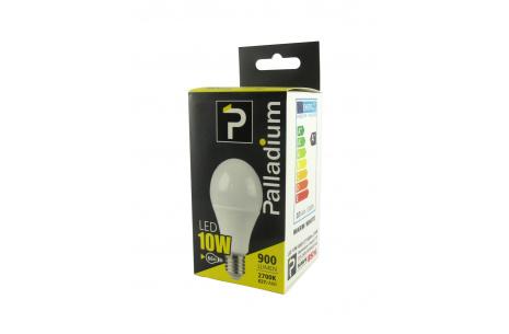 LED žárovka Palladium 10W A60 E27 teplá bílá