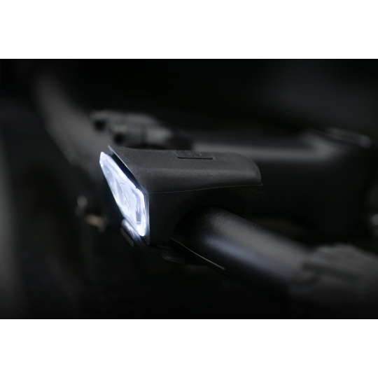 Multifunkciós bicikli lámpa MS 302