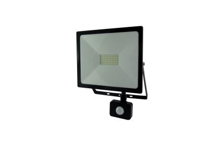 LED SENSOR reflektor TRIXLINE - 50W hideg fehér