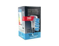 speciális izzó BC LUX R50 40W E14 meleg fehér