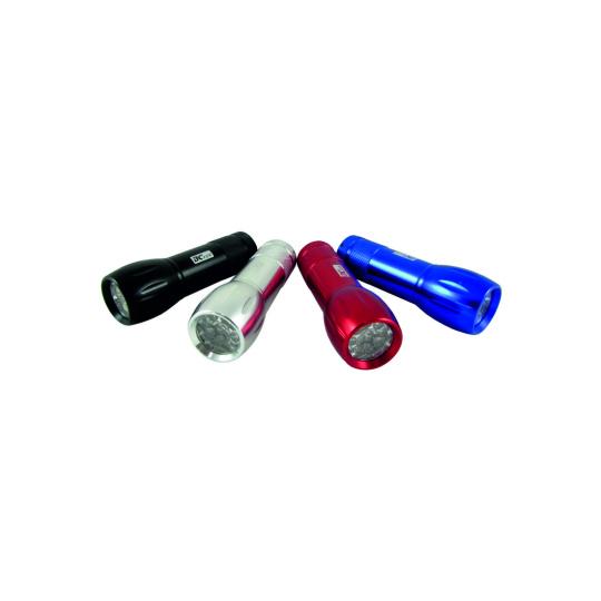 LED aluminium kézi lámpa BCS 193 9 LED