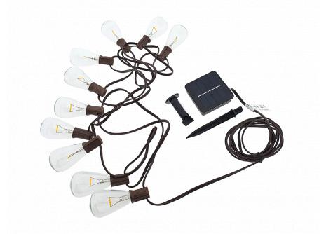 Dekoratív LED napelemes lámpa TR 511