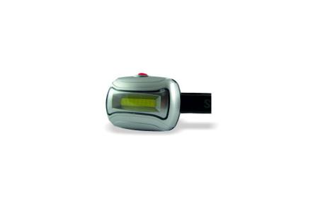 LED fejlámpa 3W LED COB