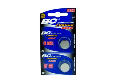 lítium  3V gombelemek BCCR 1620