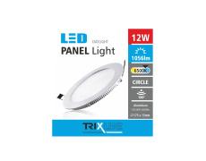 Mennyezeti LED lámpa TRIXLINE – kerek 12W