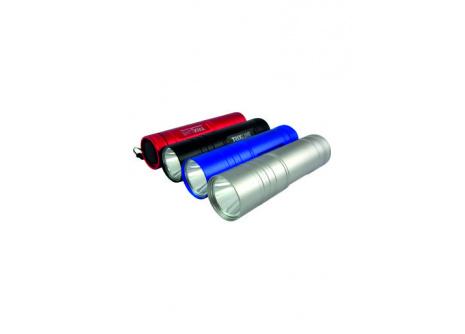 LED aluminium kézi lámpa BCS 192 1LED 0,5W