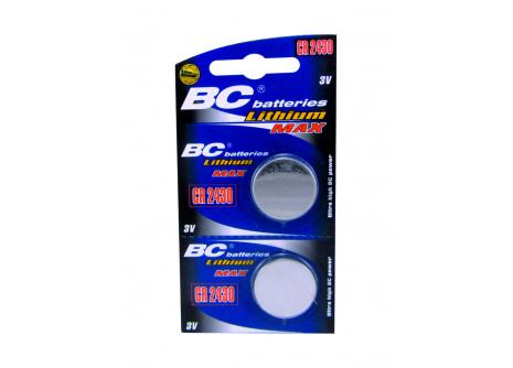 lítium  3V gombelemek BCCR 2450