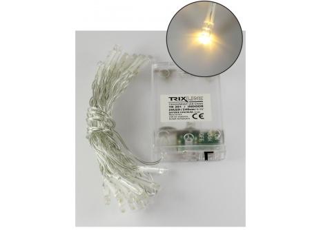 Karácsonyi LED fényfüzér TR 301