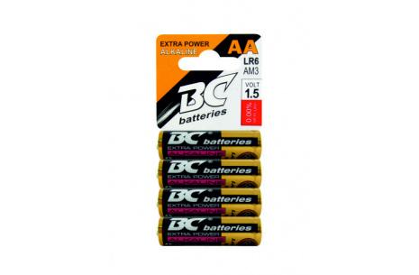 alkáli ceruza elemek BCLR6/4P