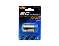 újratölhtetö 1,2V baby elemek BCR14/4000/2BP