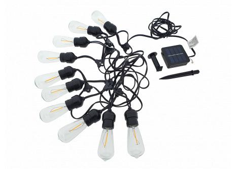 Dekoratív LED napelemes lámpa TR 502