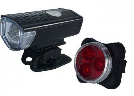 Set cyklo světel MAARS MS 351