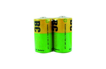 ZnCl góliát 1,5V elem BC R20/2P BC ECO