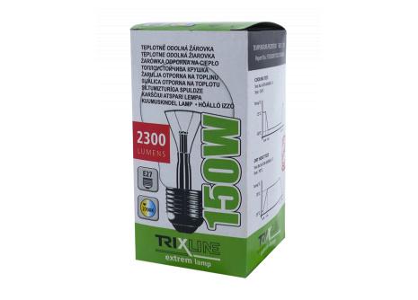 speciális izzó BC LUX 150W E27 meleg fehér