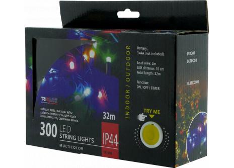 Karácsonyi LED fényfüzér TR 348 multicolor