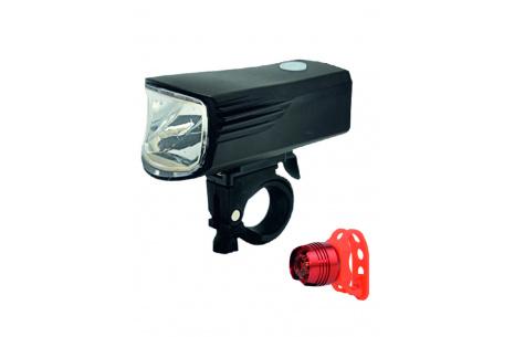 LED kerékpár lámpák készlete TR C243