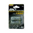 újratölthetö 1,2V ceruza elemek BCR6/1800/2BP