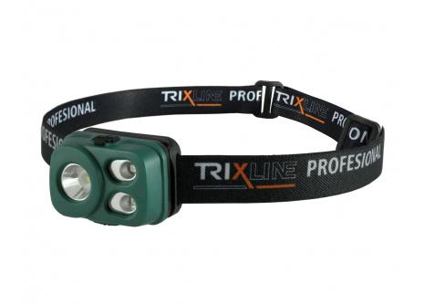 USB tölthető LED fejlámpa  TR 327