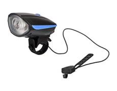 LED újratölthetö elsö kerékpáros  lámpa 5W TR 323
