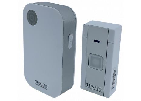 Bezdrátový zvonek na baterie Trixline BELL TR B305