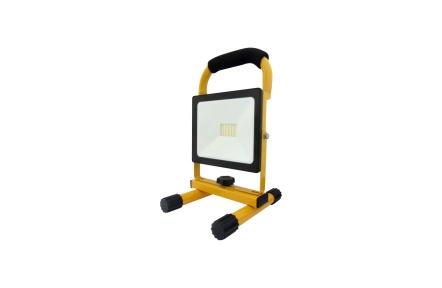 Hordozható LED reflektor TRIXLINE - 50W hideg fehér