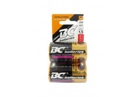 alkáli elemek BCLR20/2P