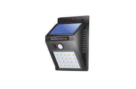 LED napelemes lámpa TR C320