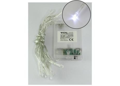 Karácsonyi LED fényfüzér TR 300