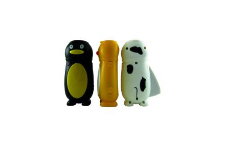 Kézi müanyag lámpa - állatkák