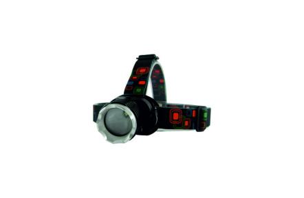 Újratölthetö LED fejlámpa TR C217 3W COB