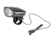 LED  elsö kerékpár lámpa 5W TR 325