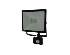 LED SENSOR reflektor TRIXLINE - 30W hideg fehér