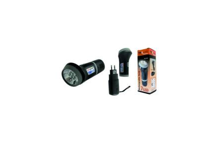 Újratölthetö LED kézilámpa BC Trixline TR A100