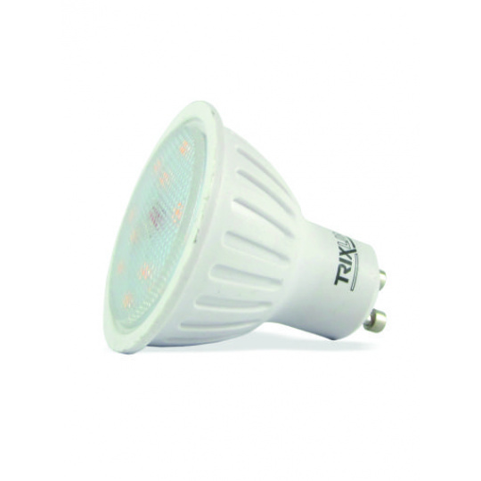 LED izzó BC TR 6W GU10 meleg fehér 3 PACK