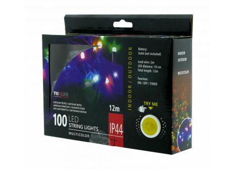 Karácsonyi LED fényfüzér TR 316 multicolor